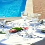 piscina + pranzo