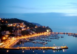 Agropoli by night