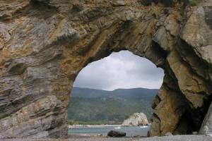 Arco naturale - Palinuro