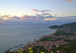 Panorama Castellabate