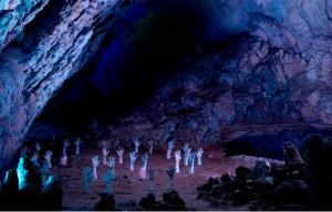 L'inferno di Dante - evento grotte di Pertosa