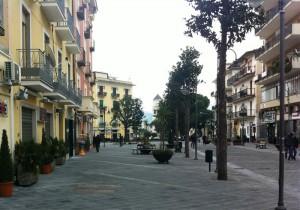Piazza V. Veneto - Corso Garibaldi