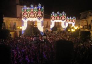 Festa di Santa Barbara - Torchiara