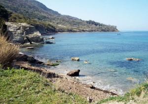 Spiaggia di Trentova - Agropoli