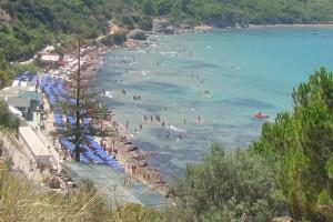 Spiaggia di Trentova
